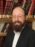 הרב דוד ספרלינג- ראש בית המדרש