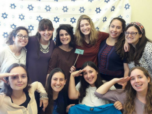 32 Shana Ba'Aretz Students Choose Their Paths