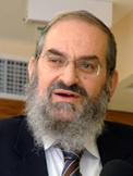 הרב יעקב ורהפטיג, ראש תוכנית 'קרן אריאל' להכשרת יועצות הלכה